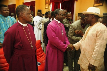 Reprisal Attacks: Gov. Uduaghan Cautions Christian Leaders