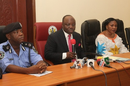 Kidnapping: Uduaghan Wants Special Courts For Suspects •	Parleys Security Agencies, Vigilante