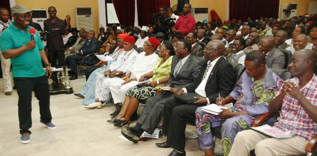 Delta Introduces Agric Reforms •	As Gov. Uduaghan Meets Farmers