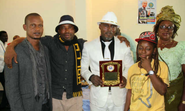 Hon. Liege-Lord Keston Okoro Bags AGN National Patron Award