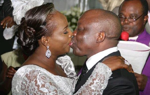 GOV UDUAGHAN, WIFE RENEW MARITAL VOWS