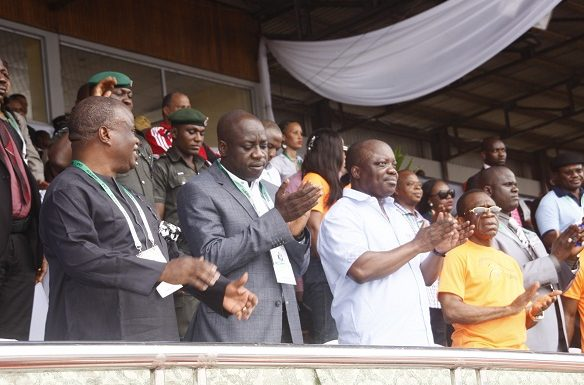AYAC Warri 2013: Nigeria Tops @ Medals' Table  *As Sports Minister, Others Laud Uduaghan