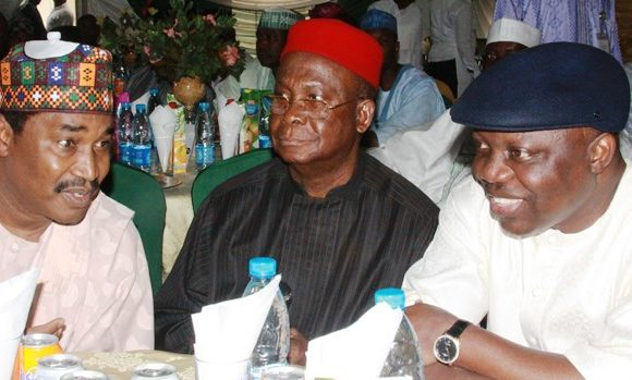 Gov. Uduaghan Graces PDP South West Reconciliation Meeting