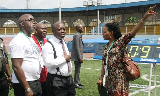 AYAC: Uduaghan Laments Under-use Of Warri Stadium * As Delta Exhibits World-Class Facility