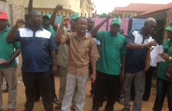 DG Flees Office As Union Pickets DLA **Igbini Accused Of Fraud, May Face EFCC Probe