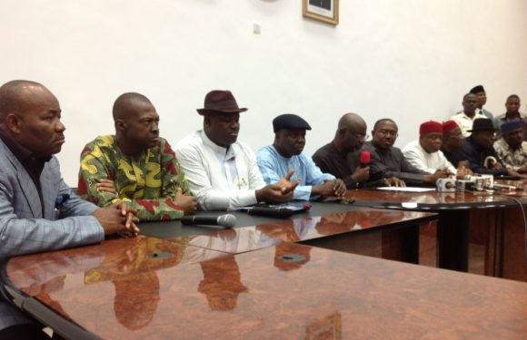 South-South/South-East Govs Laud Jonathan's Efforts To Tame Terrorism