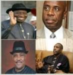 2015: The Big UNIPORT Four (Jonathan, Amaechi, Wike & Princewill) And The Way Out Of Rivers Macabre Dance