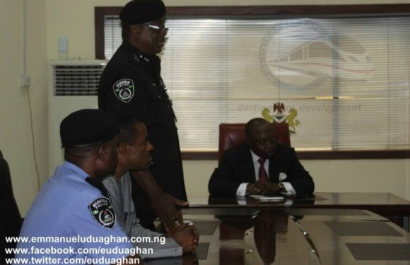 DELTA: Uduaghan Parleys Aggrieved Handicaps *As Ogeah Decries Claims Of Govt Neglect *Detainees In Protective Custody -Police
