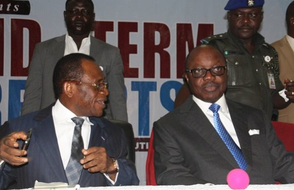 Oil Theft: Uduaghan Expresses Faith In Adoke-Led Task Force *Ranks Delta Least In Crude Oil Theft Incidents