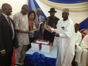 Egugbo's Book Launch: Nigeria Civil War Veteran Gives Recipe For National Growth