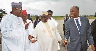 Merger Plans: New PDP Welcomes APC's Interest, Poised To Reconcile With GEJ *Frowns @ Police Plot To Disrupt G7 Meeting