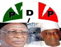 nPDP Decries Members' Harassment By Presidency *Woos More Govs * Strenghtens C'ttee On Dialogue