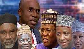 New PDP Constitutes 6-Man Committee To Receive 5 Governors *Lauds Eaglets' Victory @ FIFA U-17 World Cup