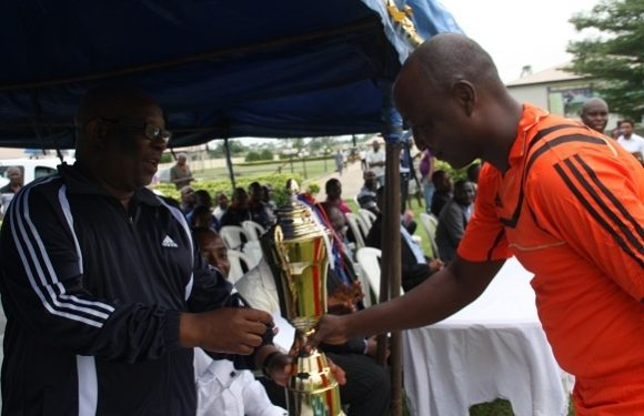 Gov's Cup: Uduaghan Urges Sustainability In Fitness, Sportsmanship