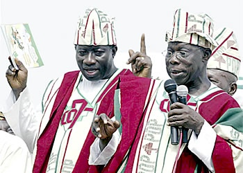 Season Of Letter Writing: OBJ vs GEJ, Iyabo vs OBJ