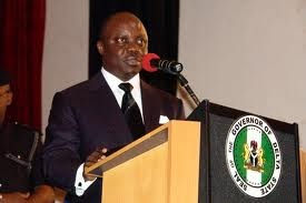 Anti-Gay Law: Uduaghan Accuses Int'l Community Of Double Standard *Says Gay Marriage Is Taboo In Nigeria
