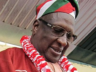 Breaking News: PDP National Chairman, Tukur Bows To Superior Pressure
