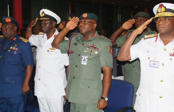 National Security: Jonathan Replaces Service Chiefs *Badeh Is CDS (Defence), Minimah Is COAS (Army), Jibrin Is CNS (Navy), Amosu Is CAS (Airforce)