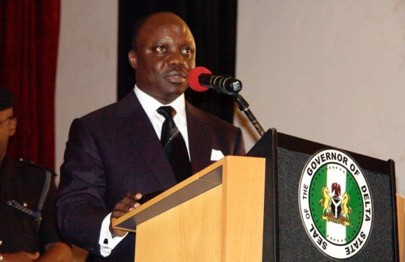 Macaulay vs Nwaoboshi: Uduaghan Bars Political Appointees From Speaking On Delta 2015 Guber Poll
