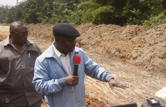 DELTA: At last, Uduaghan Terminates ULO Contract For Section C Of Ughelli/Asaba Road Project