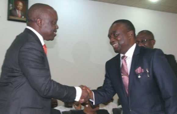 Delta: Evuarherhe Is New Head Of Service, As Ofili Retires *Uduaghan Preaches Diligence To Delta Civil Servants
