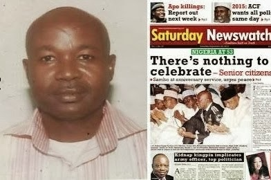 Obadina's Murder Most Cruel, Says Gov Uduaghan  *As Ogeah urges police to unravel Obadina's killing