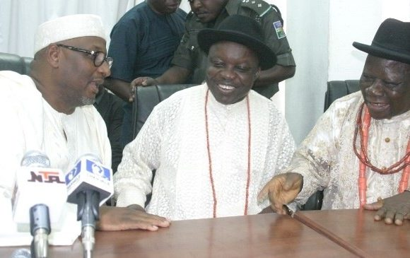 """Delta Is Not PDP State"" -Says DPP *As Delta PDP Pledges Loyalty To Muazu, Jonathan"