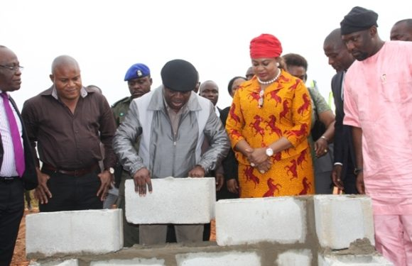 Asaba Int'l Airport: FG Kicks Off Construction Of Cargo Terminal *As Uduaghan Lauds Jonathan's Rural Economy Boost