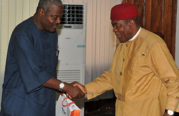 Abia Safe for Investment, Says Orji  *Commends Hy-Lok Nigeria Ltd