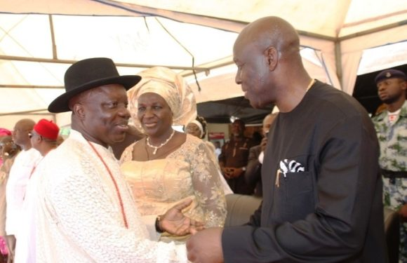 Delta: How Uduaghan, Deltans Honoured Former Chief Of Naval Staff, Vice Admiral Ezeoba