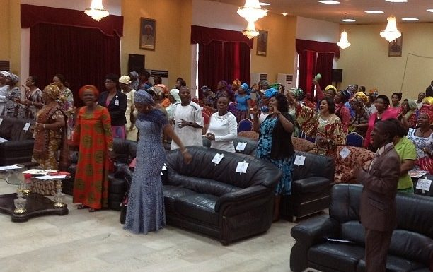 National Insecurity: Deaconess Uduaghan Calls For Prayers, Atonement For Sin