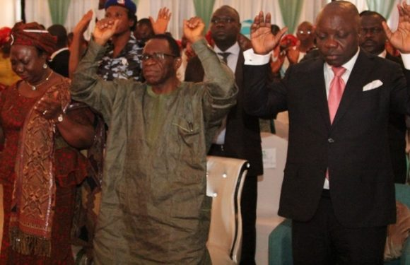 Insecurity: Stop Blame Game, Take Responsibility, Uduaghan Charges Leaders