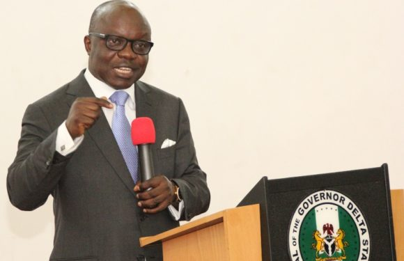 2014 AFIF: Industrialisation, Private Sector Key To Delta's Economy Lift -Uduaghan Unfolds In Germany