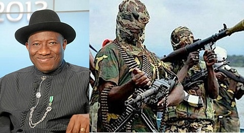 """No Amnesty For Boko Haram"" -Says Presidency *As Jonathan Dissociates Self From Amnesty Deal"