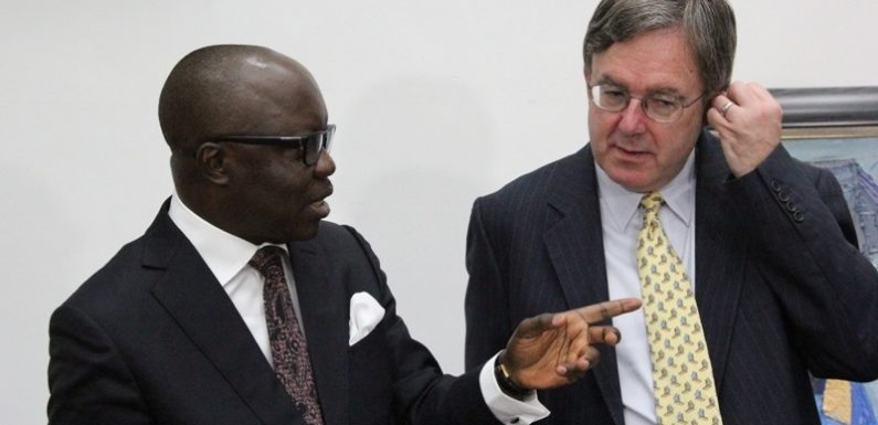UK Expresses Readiness to Invest In Delta State   *Lauds Gov Uduaghan's Infrastructural Efforts