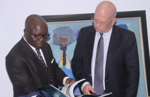 2015 Elections Will Be Violence Free -Says Gov. Uduaghan *As US Diplomat to Nigeria Visits Delta