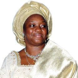 AKPABIO'S WIFE CHAMPIONS SENSITIZATION AGAINST CHILD THEFT