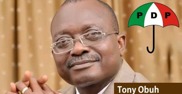 Delta 2015 Governorship Tussle & Argument For Tony Obuh Candidacy