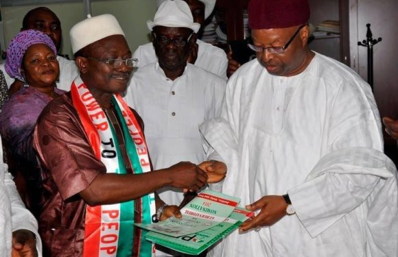 Delta Governorship: Obuh Pick PDP Nomination Form To Contest  *Nigerians, Deltans Happy