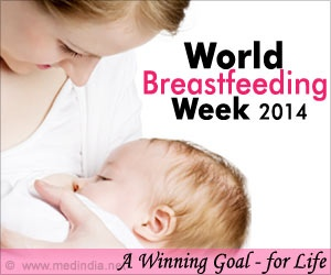 2014 World Breast-Feeding Week: Delta Mothers Urged To Sustain Practice