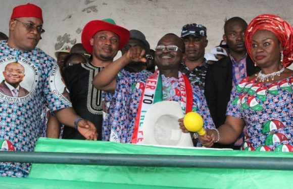 Deltans Endorse Obuh For Governance *As Obuh Pledges Loyalty, Sustained Development