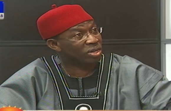 Breaking News: Okowa Is Delta PDP Governorship Flag-bearer *Gets Uduaghan's Accolade