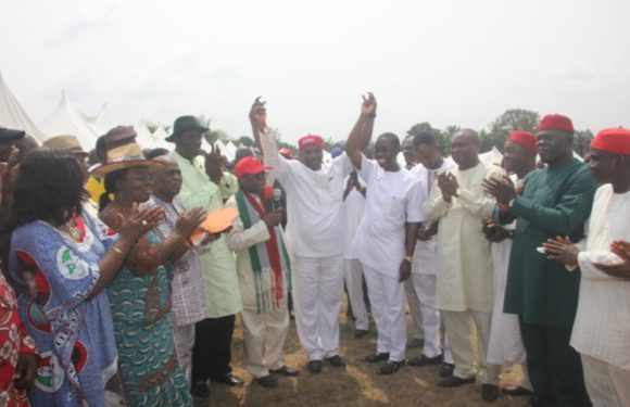 Breaking News: APC 'Big Fish' Tilije Decamps To PDP In Delta