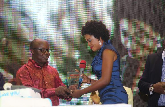 ShowBiz: Uduaghan Gets Entertainment Industry Lifetime Award, Says Human Resource Is Nigeria's Greatest Asset