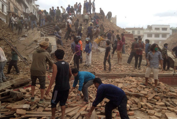 Nepal Earthquake: United Arab Emirates' MoI Sends Search, Rescue Team
