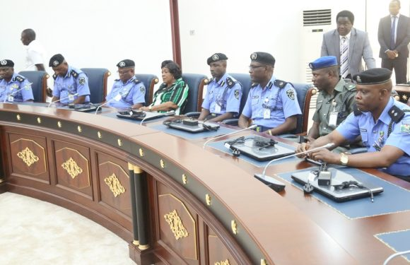 "Security: ""Proper Policing Will Boost Investors' Confidence In Nigeria"" –Says Okowa"