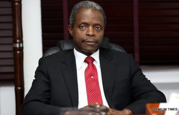 """THERE'S HOPE FOR NIGERIA"" -VP OSINBAJO TELLS NIGERIANS IN ADDIS ABABA *Counsels states on future salary crisis"