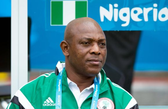Breaking NEWS: NFF Kicks Keshi Out As Super Eagles Coach