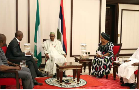 "Media Chat: ""I Won't Devalue Naira"", "" No Clue On Whereabouts Of Chibok Girls"" –President Buhari"