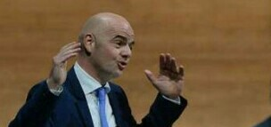 Infantino Elected FIFA President  *As NFF Replaces Super Eagles Coach Oliseh